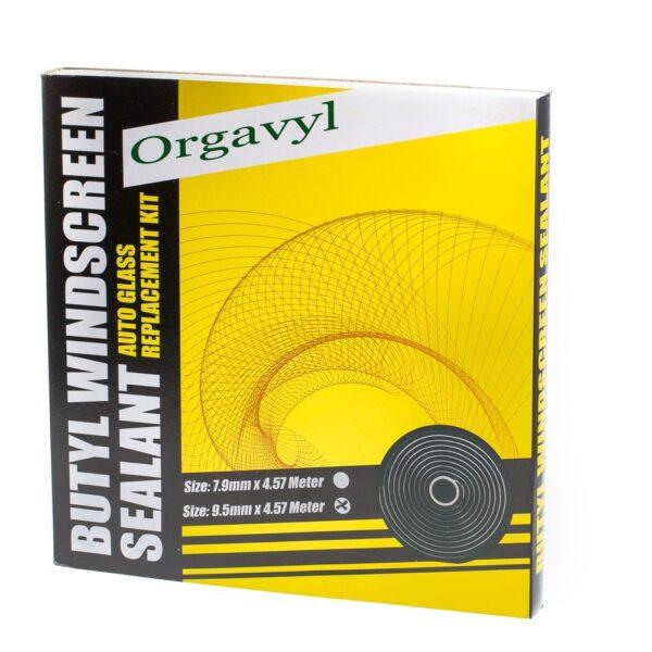 Бутиловый герметик для фар ORGAVYL (USA) 4.57 M.