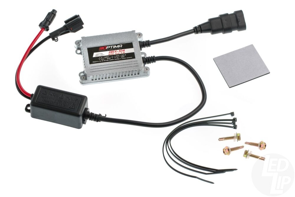 Ксеноновый блок розжига Optima Premium ARX-104 Base slim 9-16V 35W