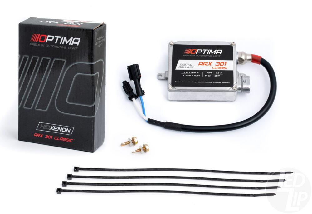 Ксеноновый блок розжига Optima Premium ARX-301 Classic 9-16V 35W