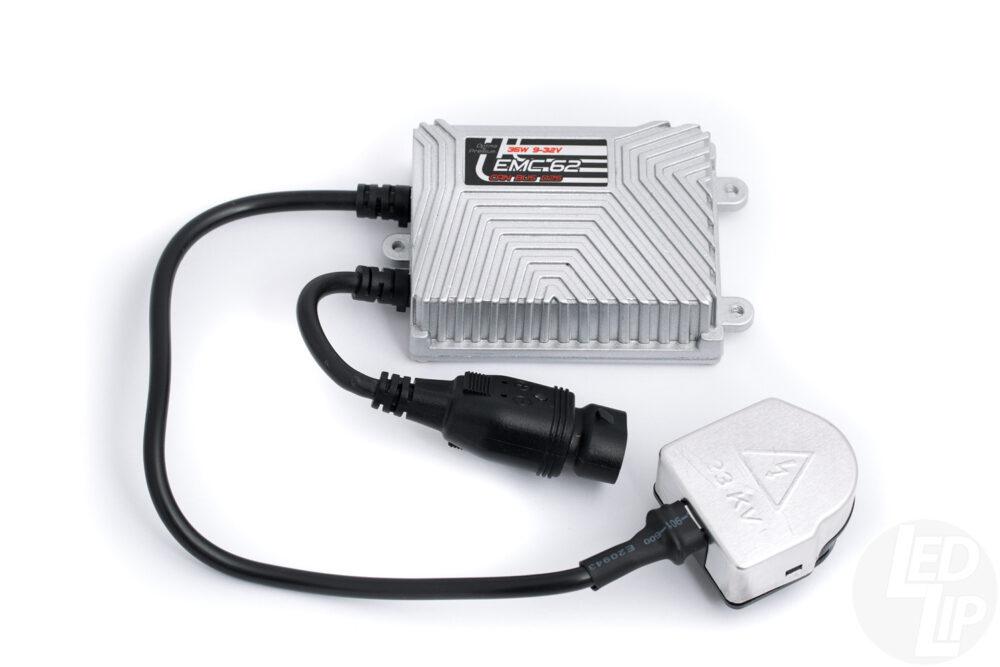 Ксеноновый блок розжига Optima Premium EMC-62 D2 Can 85V 35W (с двойной цифровой обманкой коннектор под лампу D2S/D2R)