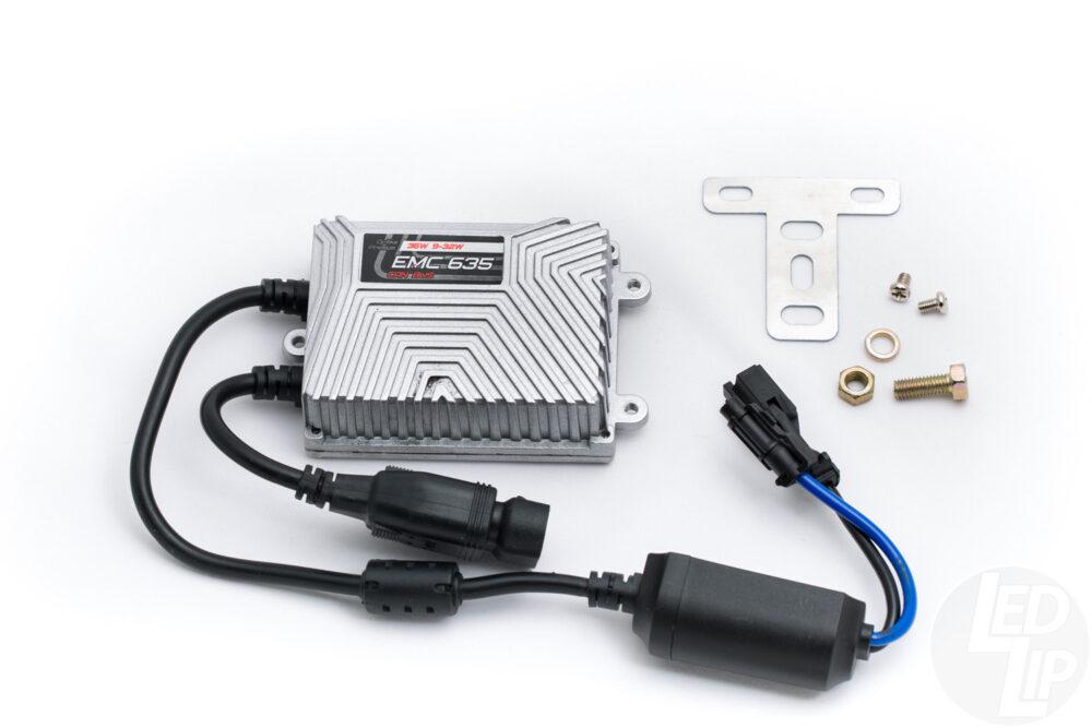 Ксеноновый блок розжига Optima Premium EMC-635 Slim Can 9-32V 35W с обманкой
