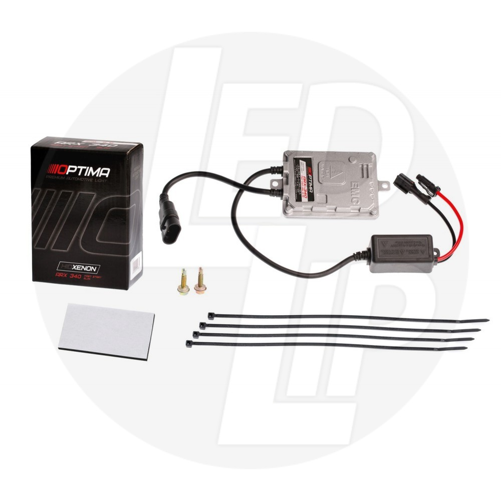 Блок розжига Optima Premium ARX-340 Fast Start Slim 40W 9-16V