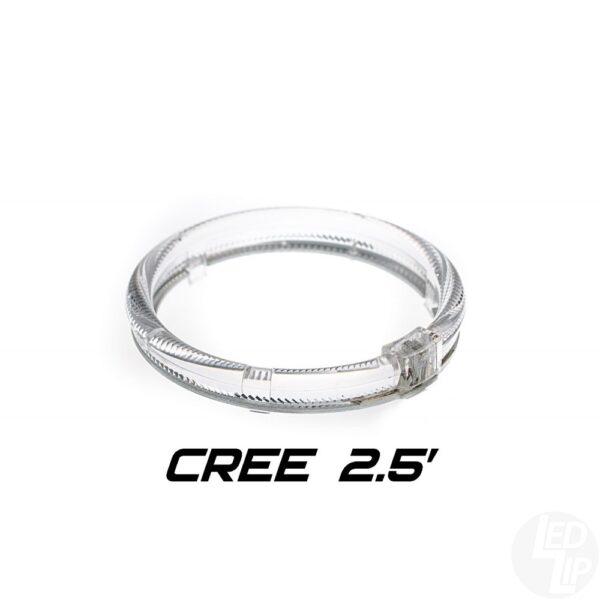 Ангельские глазки CREE 2.5 дюйма круглые