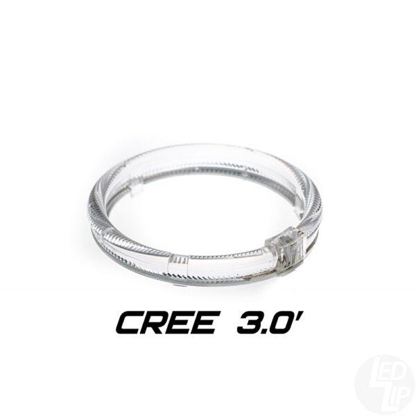 Ангельские глазки CREE 3.0 дюйма круглые