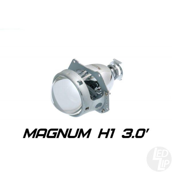 Бигалогенные линзы Optima Magnum 3.0 H1
