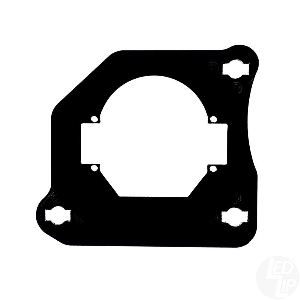 Переходные рамки на Ford Explorer V для Bi-LED