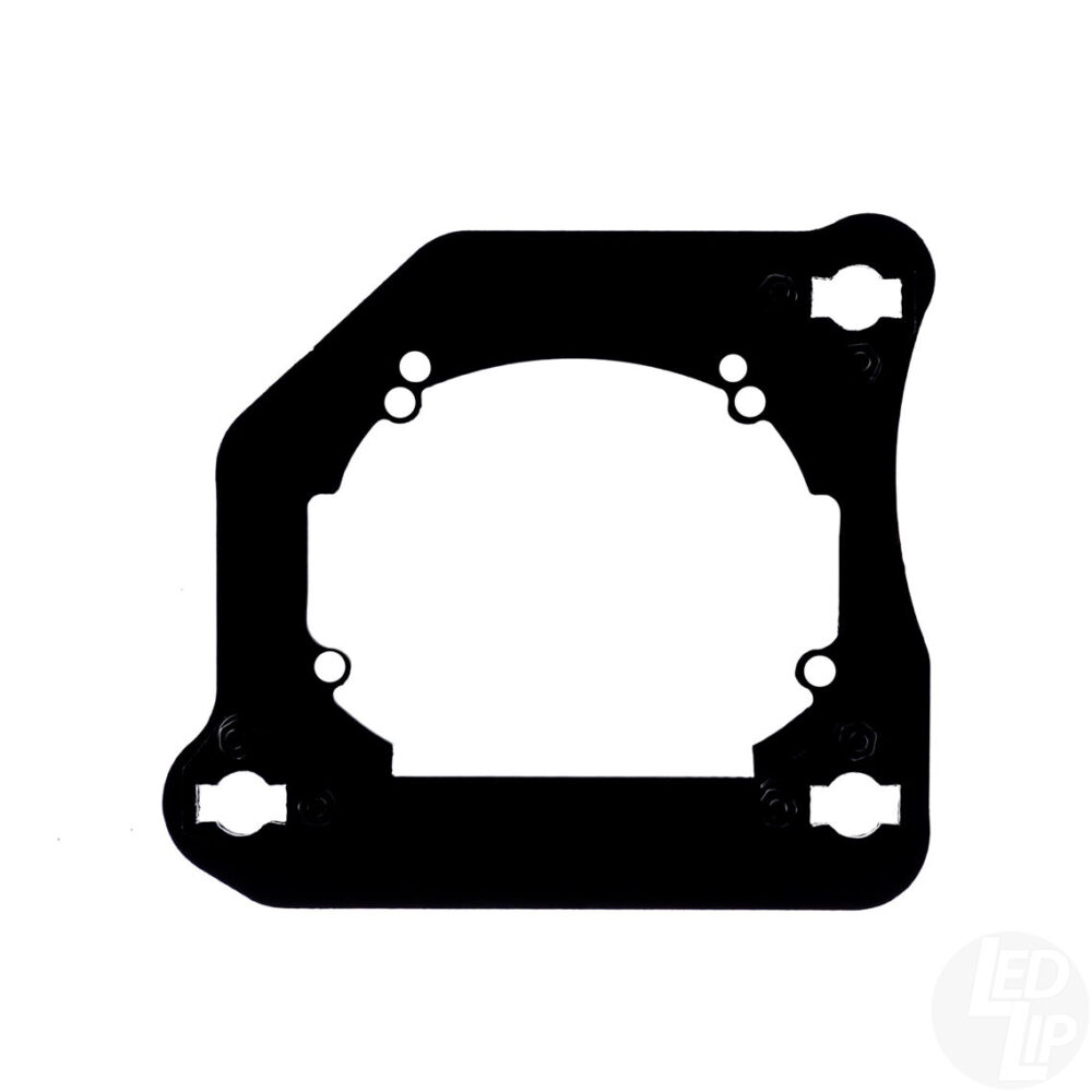 Переходные рамки на Ford Explorer V