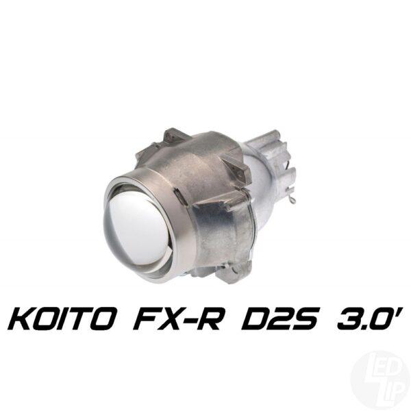 Биксеноновая линза Koito FX-R 3.0 D2S