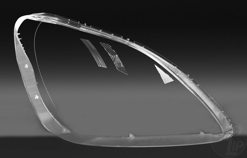 Стекло для фары Honda CR-V (2004 - 2007), правое