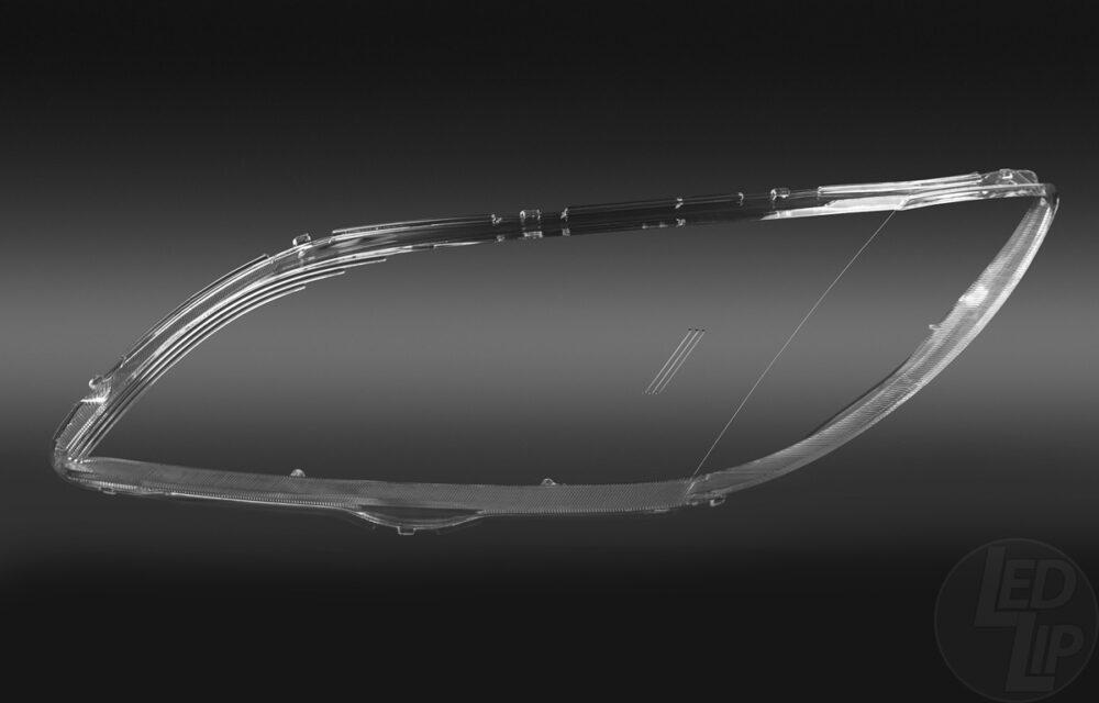 Стекло для фары Mazda 3 BK (2003 - 2009), левое