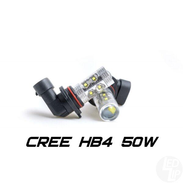 Светодиодные лампыHB4 (9006) Optima Premium CREE белая
