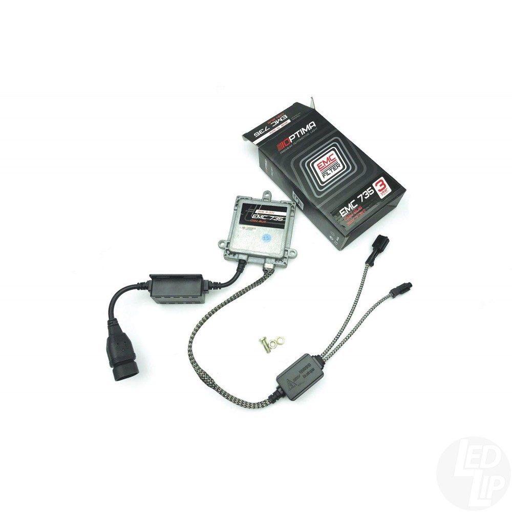 Ксеноновый блок розжига Optima Premium EMC-735 Slim CAN 9-32V 35W