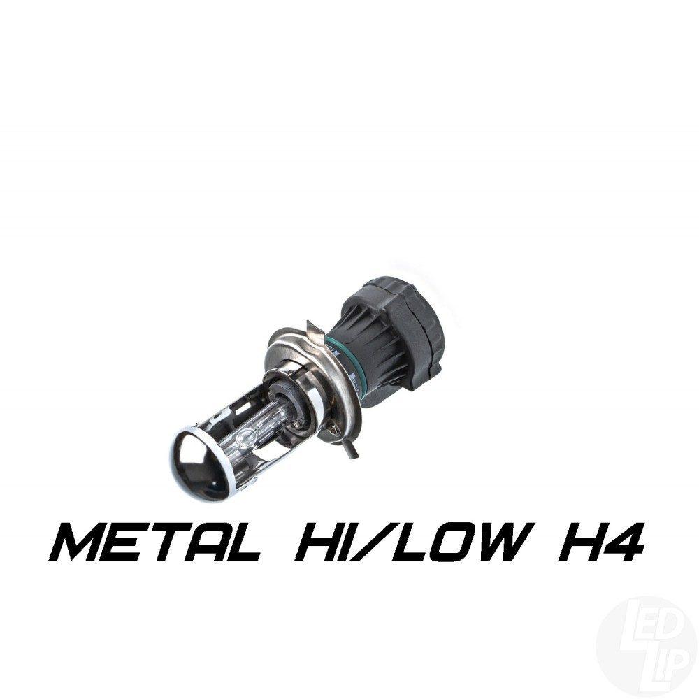 Ксеноновые лампыH4 Hi/Low Optima Premium Metal