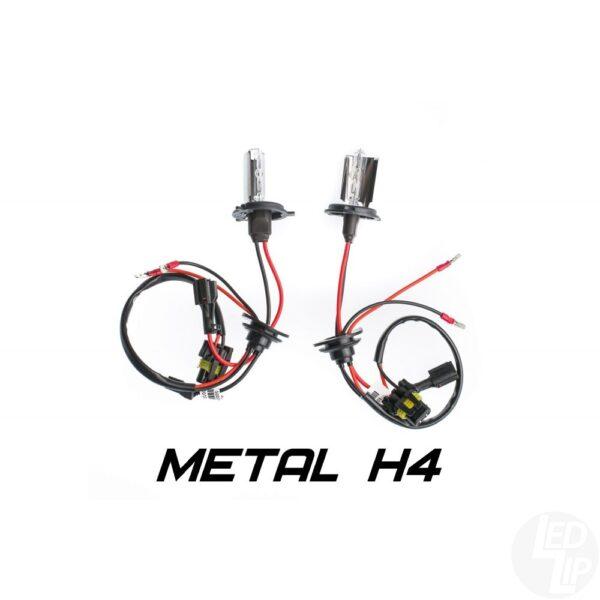 Ксеноновые лампыH4 mono Optima Premium MetalH4