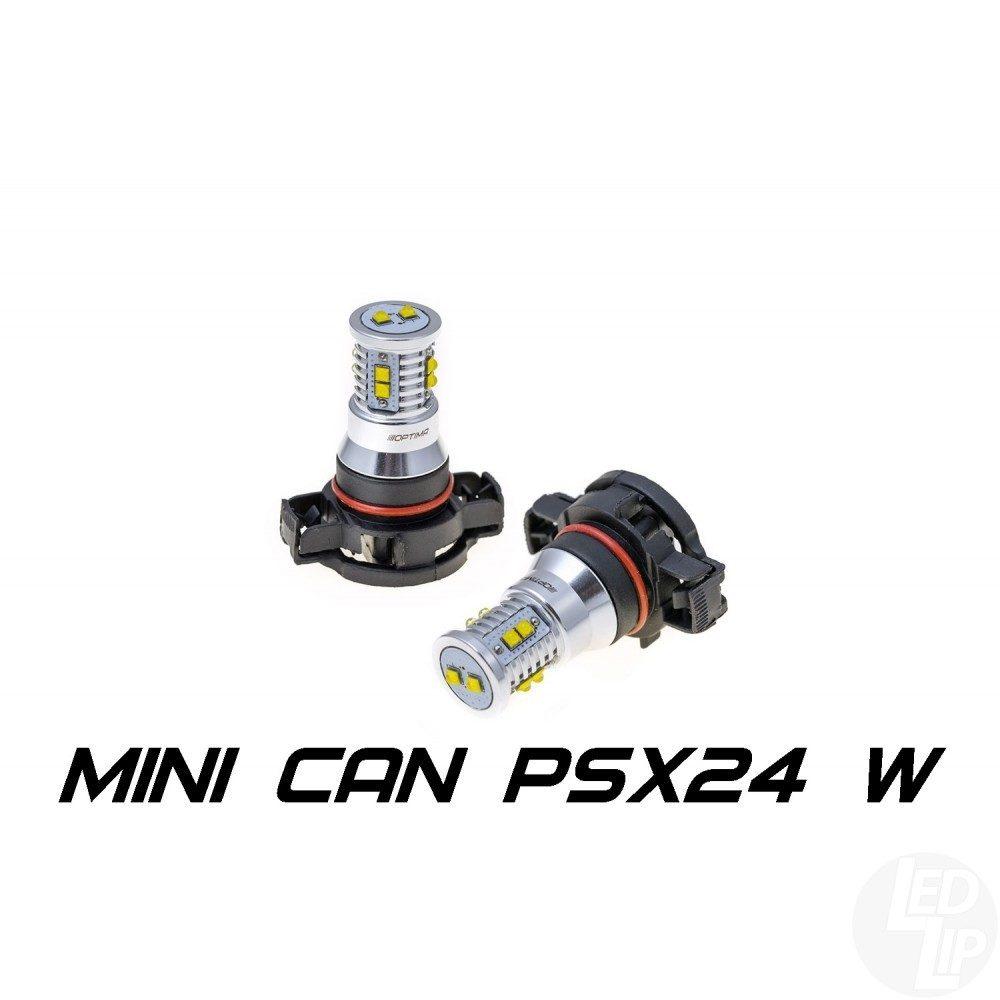 Светодиодные лампы PSX24W Optima Premium MINI CREE-XBD белая с обманкой