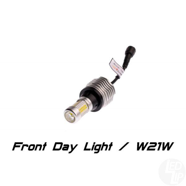 Cветодиодные системы INTELLED FDL (Front Day Light) - дхо с функцией поворотника и притухания (PY21W)