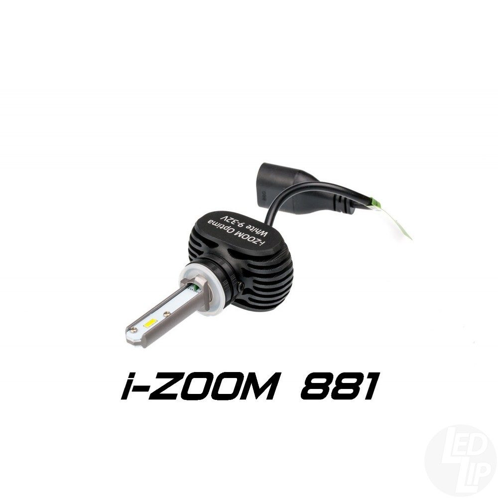 Светодиодные лампы H27 (881) Optima LED i-ZOOM White/Warm White