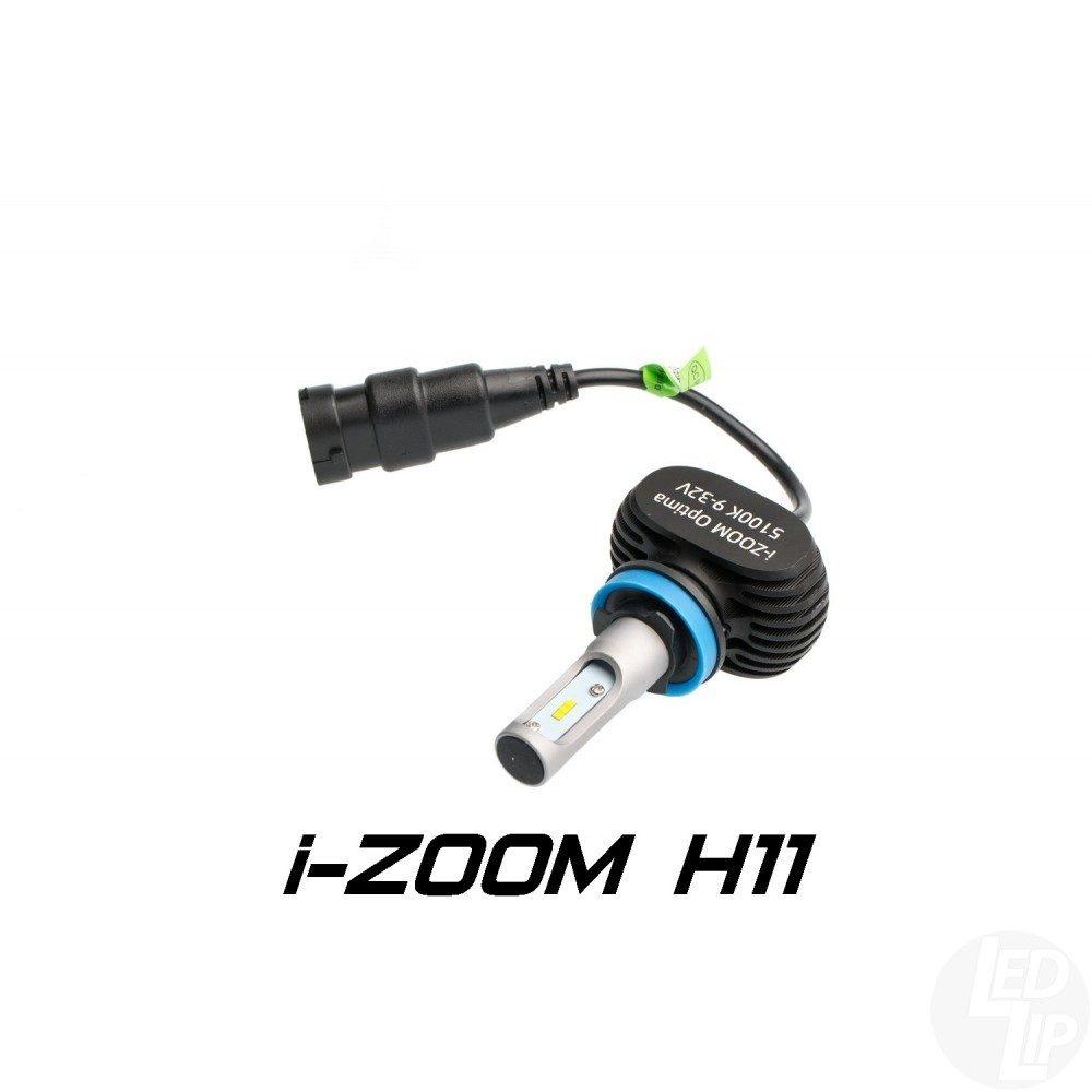 Светодиодные лампы Optima H11 LED i-ZOOM H11 White/Warm White