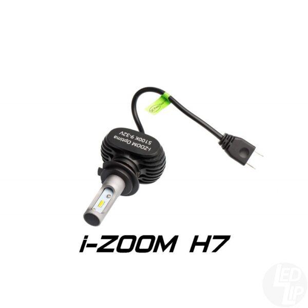 Светодиодные лампы H7 Optima LED i-ZOOM H7 White