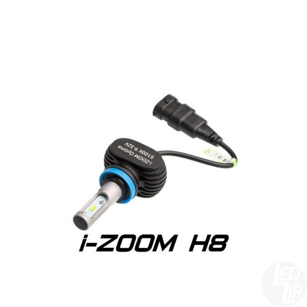 Светодиодные лампы H8 Optima LED i-ZOOM H8 White/Warm White