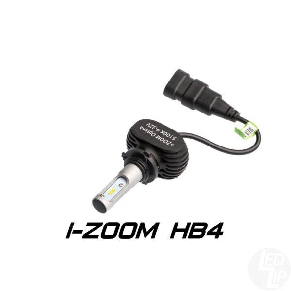 Светодиодные лампы HB4 (9006) Optima LED i-ZOOM 5100K 9-32V