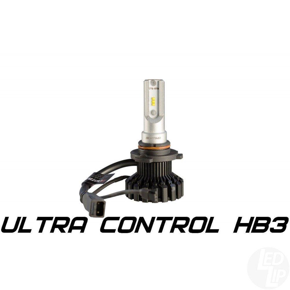 Светодиодные лампы HB3 Optima Led Ultra Control 9-32V