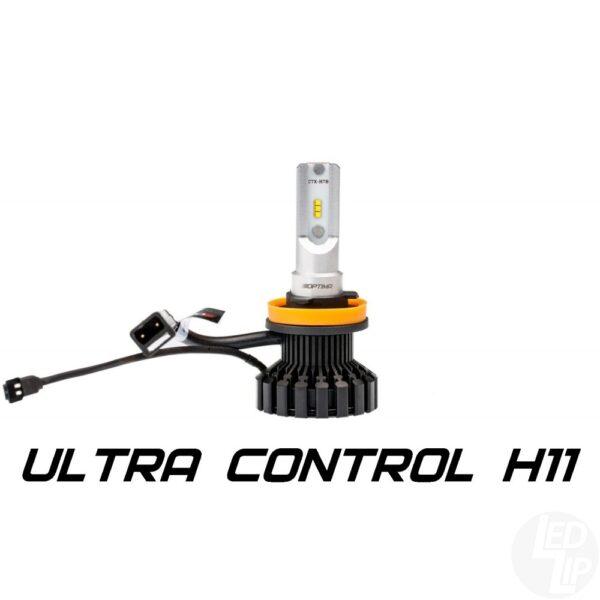 Светодиодные H11 лампы Optima LED Ultra Control H11 9-36V