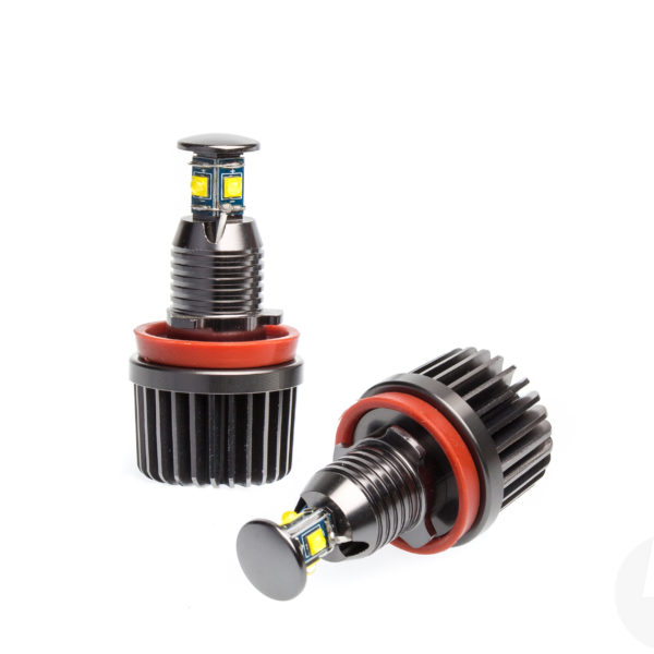 Светодиодные маркеры BMW E70-93 Optima Premium H8 CREE XT-E 40W CAN BUS