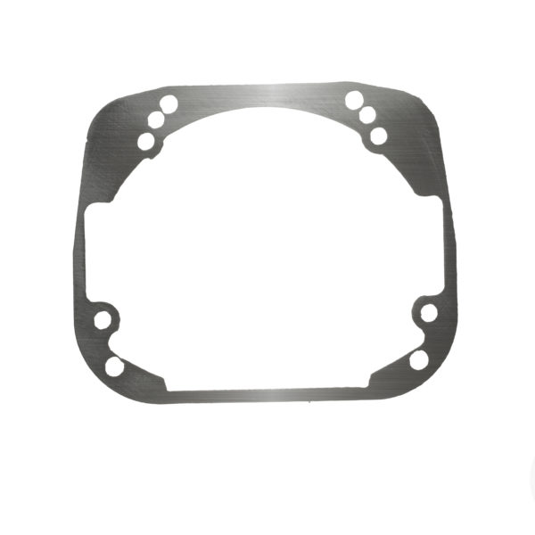 Переходные рамки на Nissan Murano II (Z51)