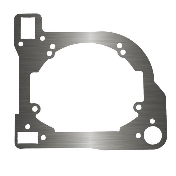 Переходные рамки на Nissan Murano I (Z50)