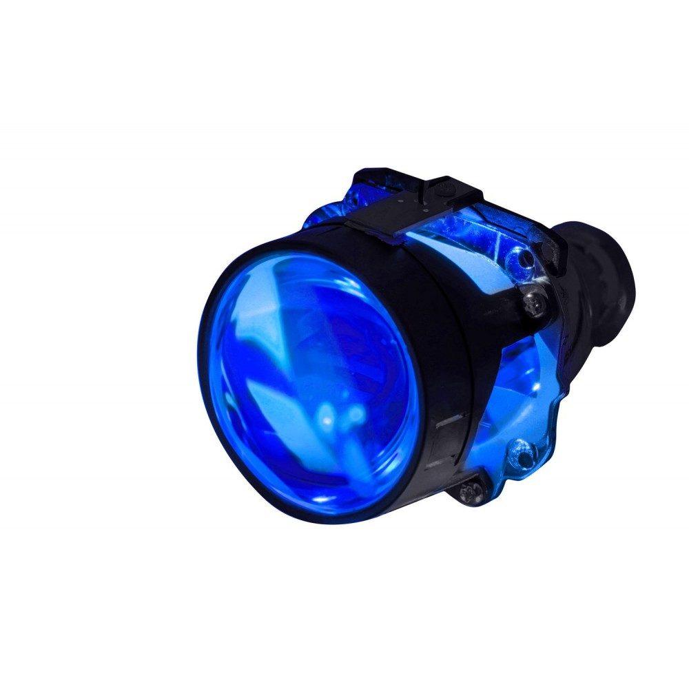 Подсветка линз Devil Eye Blue 1W синяя