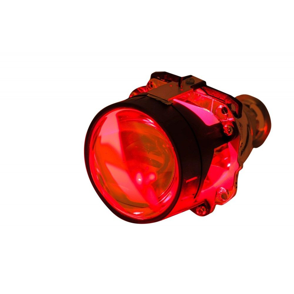 Подсветка линз Devil Eye Red 1W красная