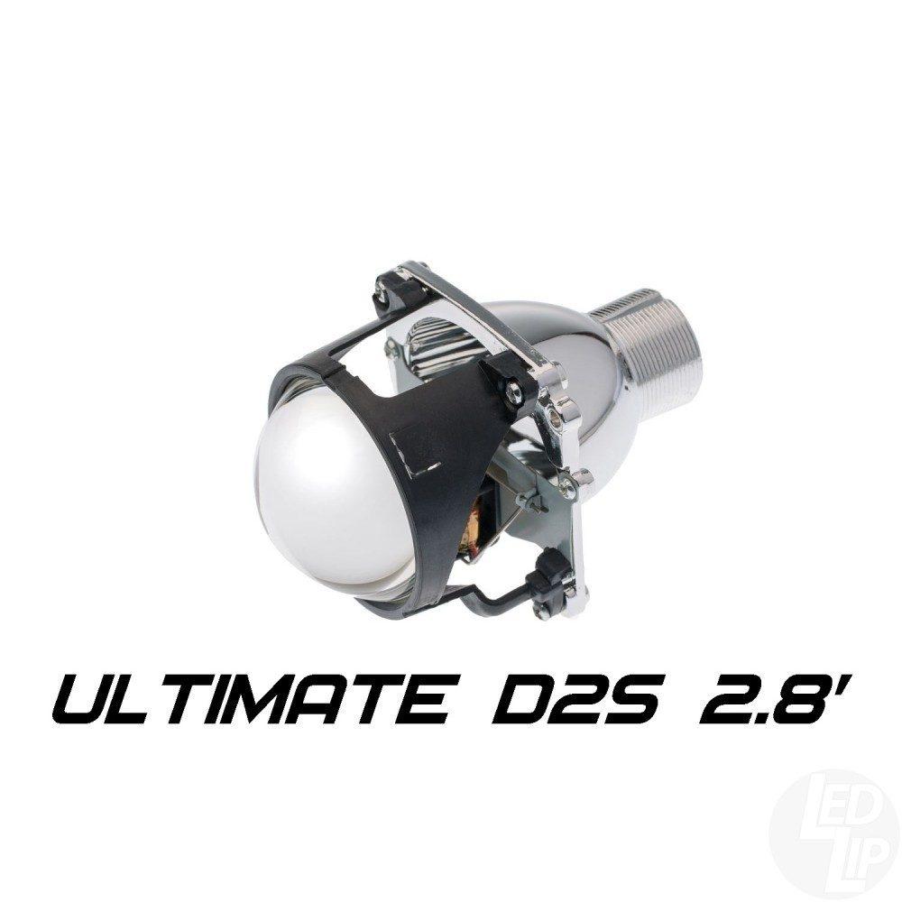 Биксеноновые линзы Optima Ultimate Lens 2.8 D2S