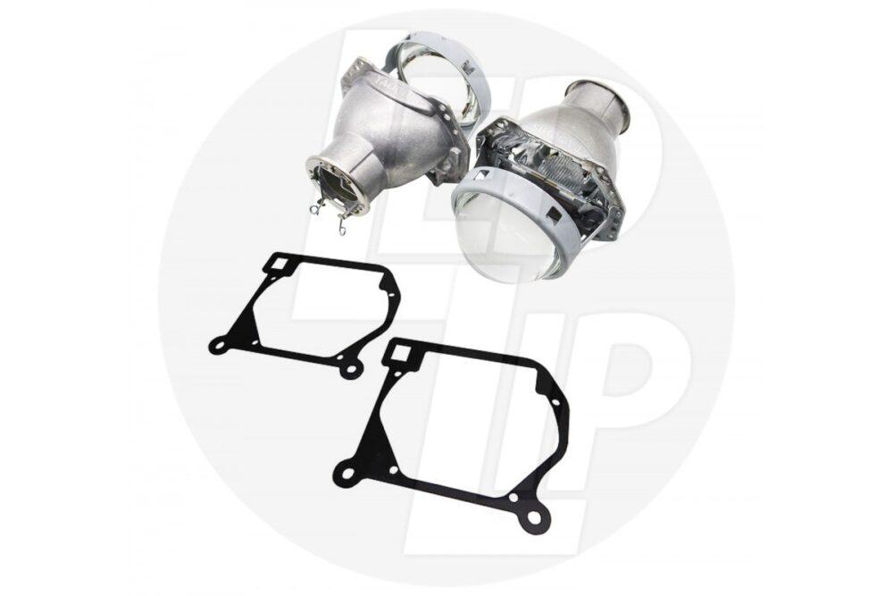 Набор для замены линз Mazda 6  I (GG) 2002-2008 - Набор галогенный Hella 3R