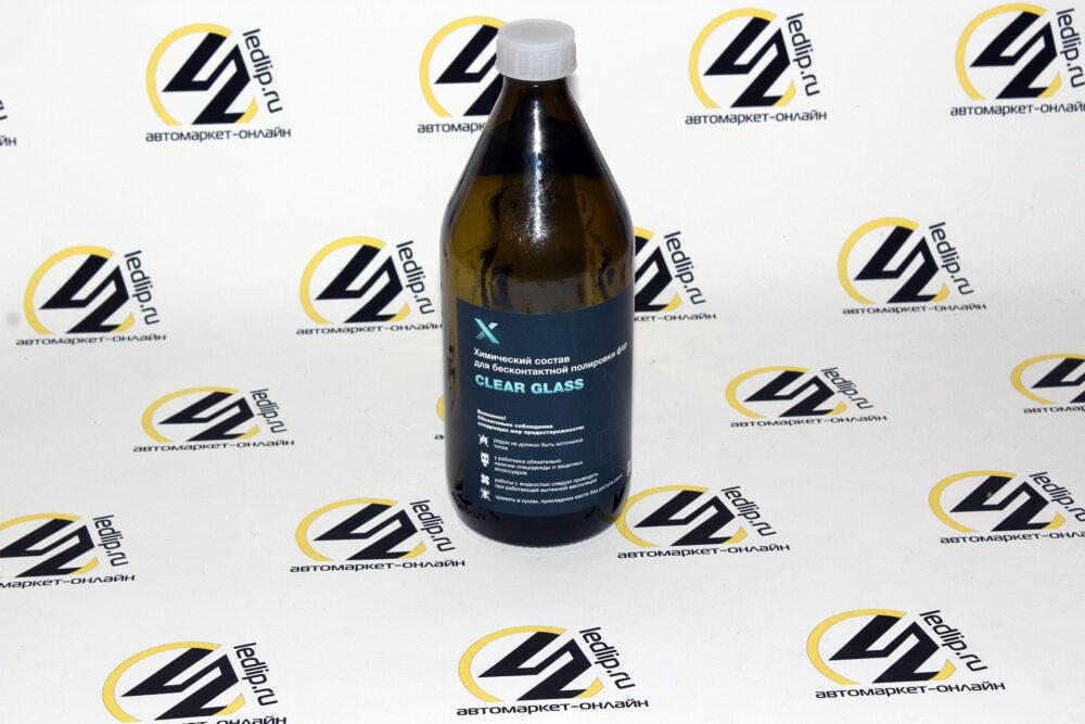 Состав для химической полировки фар