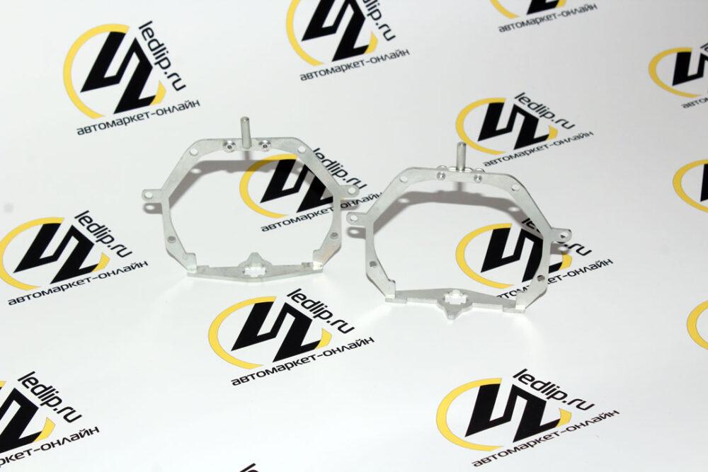 Переходные-рамки-на-Mazda-6-II-GH-(07-12-г.в.)-AFS-под-линзы-Hella-3R2