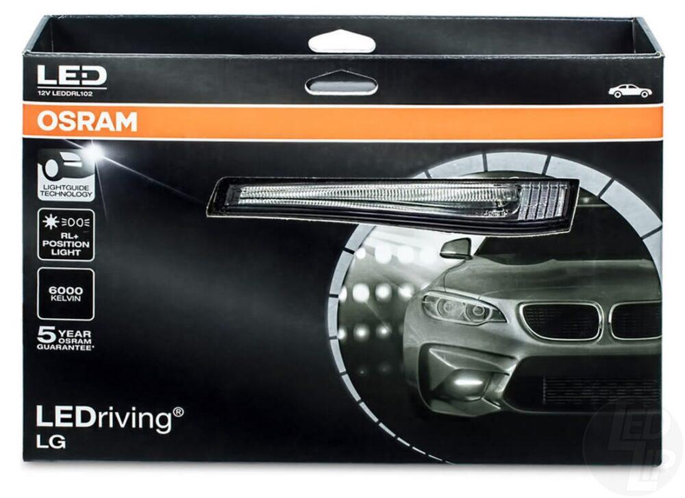 Дневные ходовые огни DRL Osram LEDriving  LEDDRL102