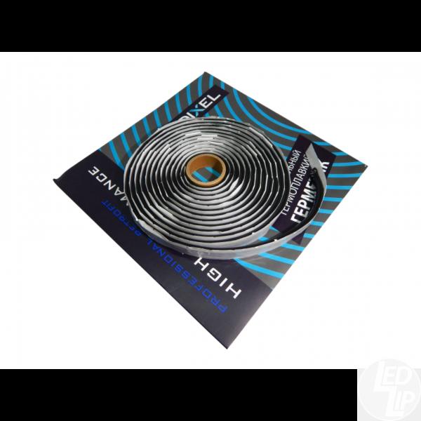 Герметик для фар $DIXEL PRO-JP HOT 9,5cm*4M черный