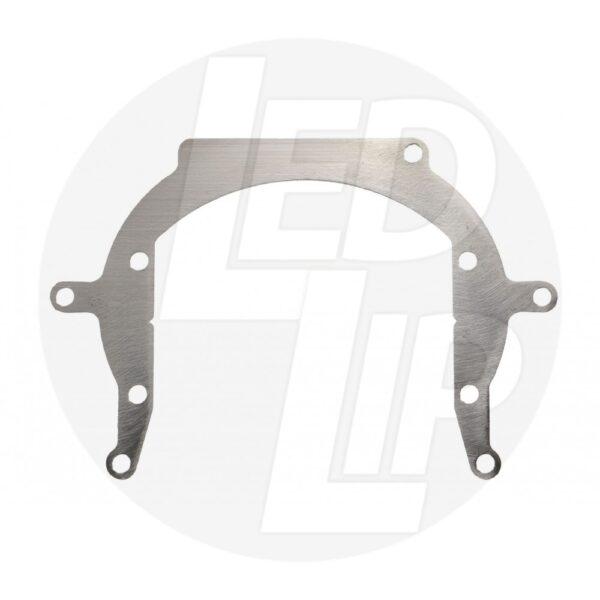 Переходные рамки на Nissan Murano II (Z51) (07 - н.в.) под линзы BI-LED