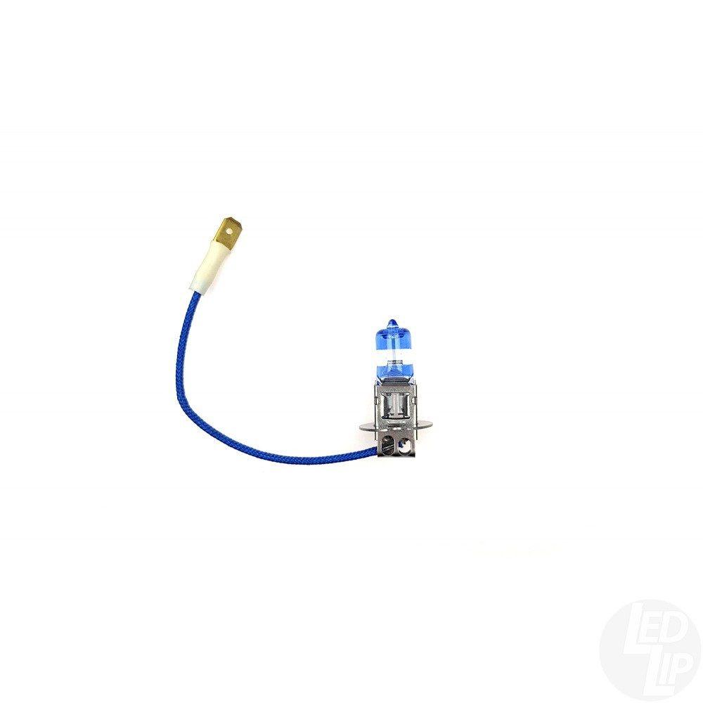Галогенные лампы H3 +130% light 4200K Optima Xtreme
