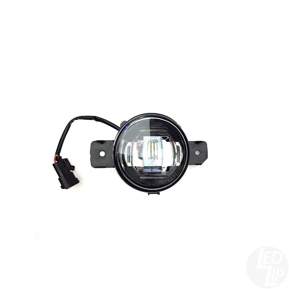 Светодиодная противотуманная фара Optima LED FOG 90мм Infiniti/Nissan