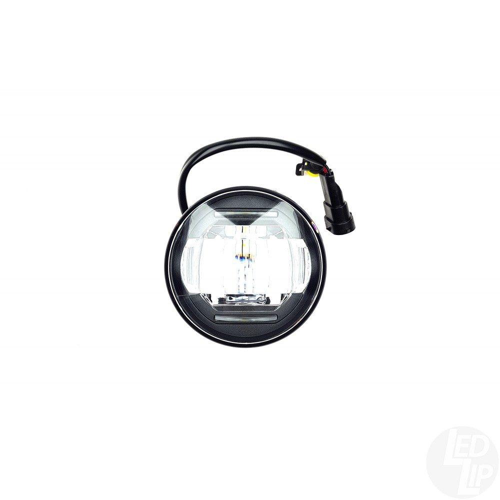 Светодиодная противотуманная фара Optima LED FOG 90мм Nissan/Honda