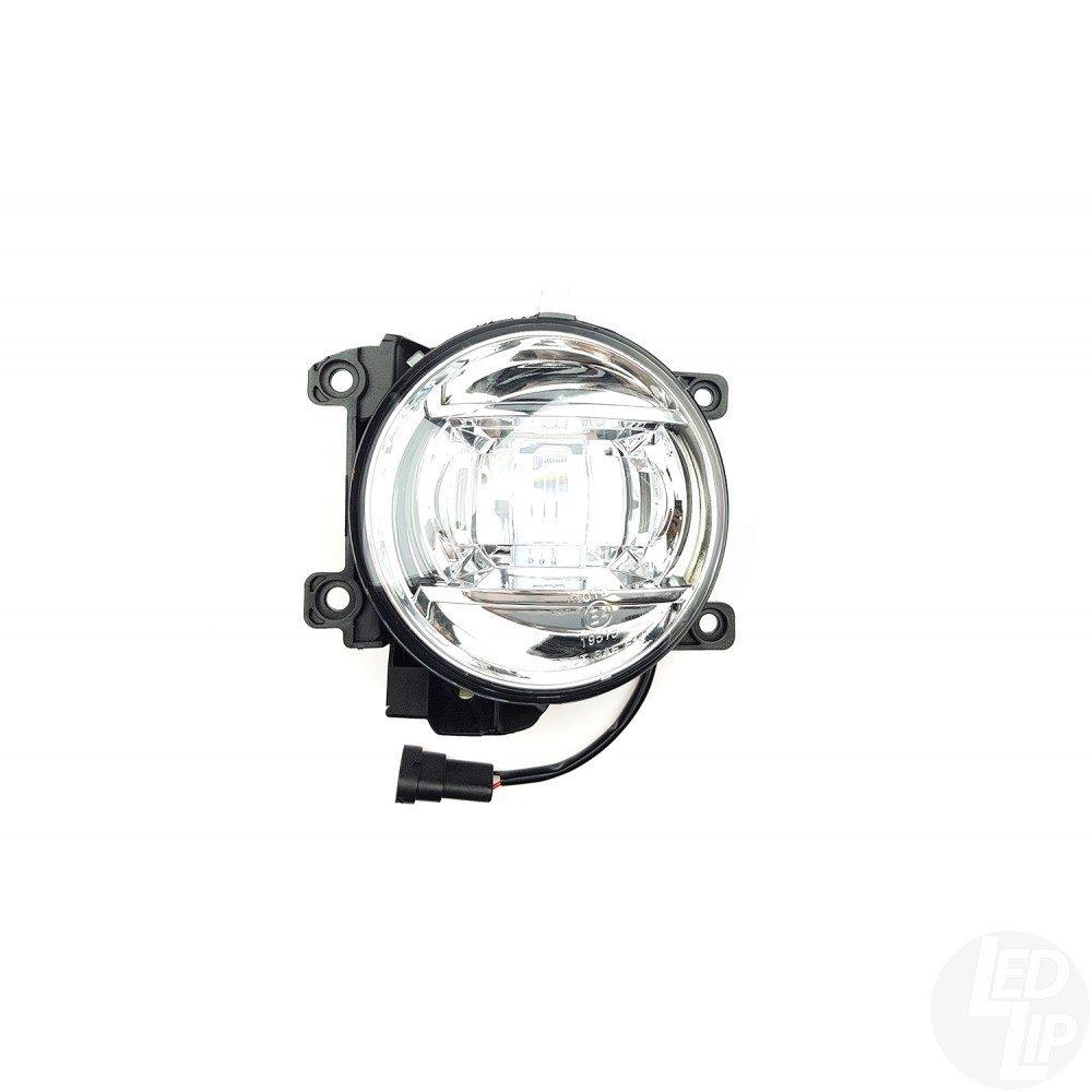 Светодиодная противотуманная фара Optima LED FOG 90мм Toyota LC200/RAV4