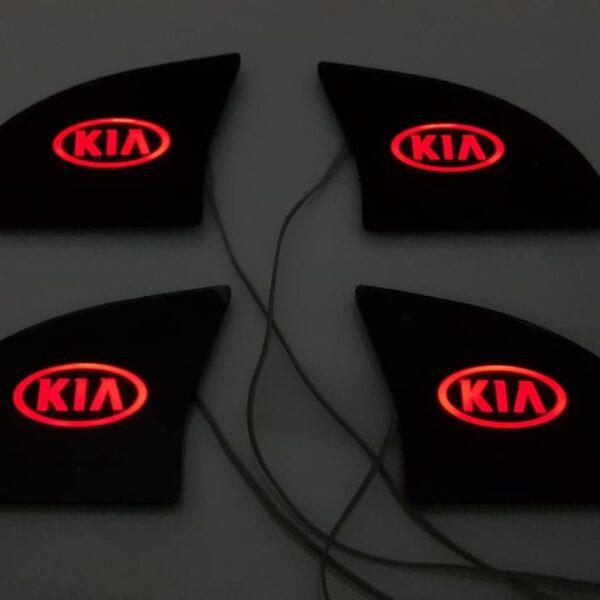Подсветка ручек дверей Kia Rio 2011-2017 г.в.