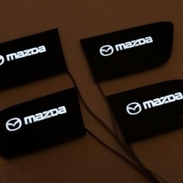 Подсветка ручек дверей Mazda 6 GH