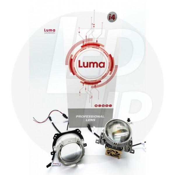 Светодиодная би линза LUMA I4