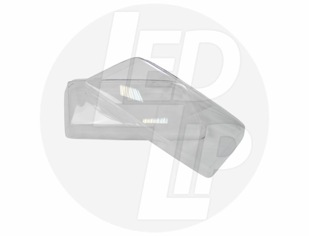 Гладкие стекла фар Audi А4 B5 (дорест.