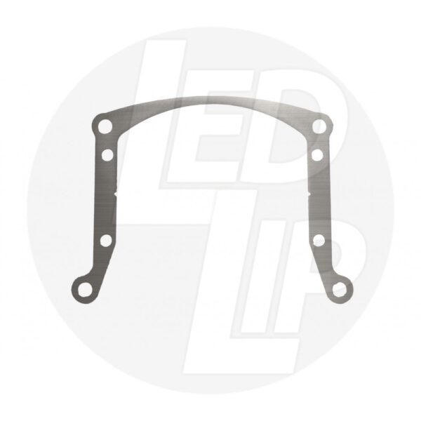 Переходные рамки на Volkswagen Golf GTI V (MkV) (04-09 г.в.) под линзы Bi-LED