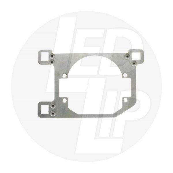 Переходные рамки на Opel Antara I (10-н.в.) под линзы Bi-LED