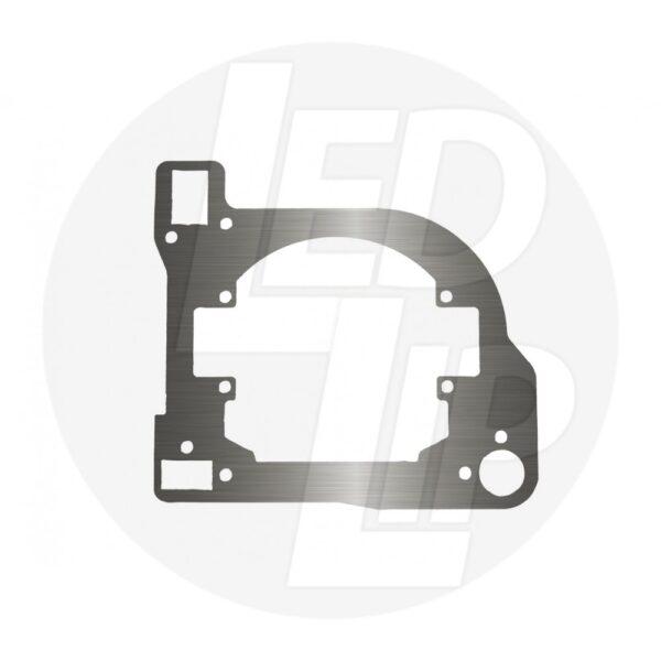 Переходные рамки на Nissan Murano I (Z50) (02-07 г.в.) под линзы Bi-LED